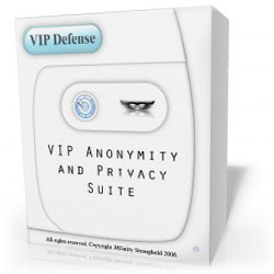 VIP Anonymity and Privacy Suite boxshot