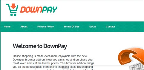 remove DownPay