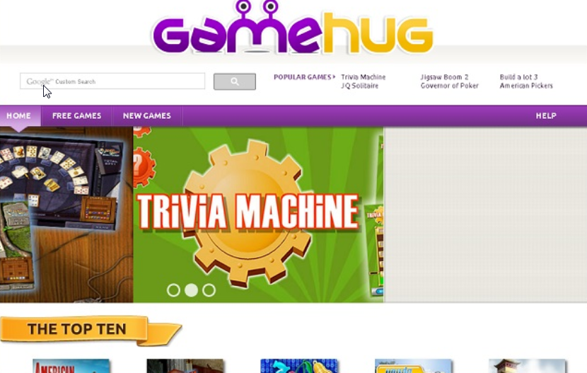 remove GameHugArcade