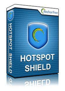 HotSpotShield logo