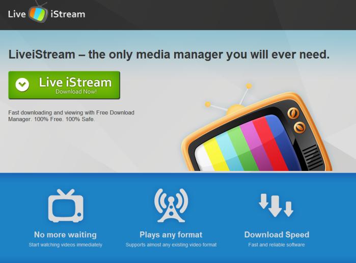 remove LiveiStream