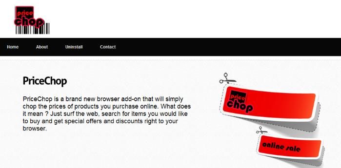 remove PriceChop