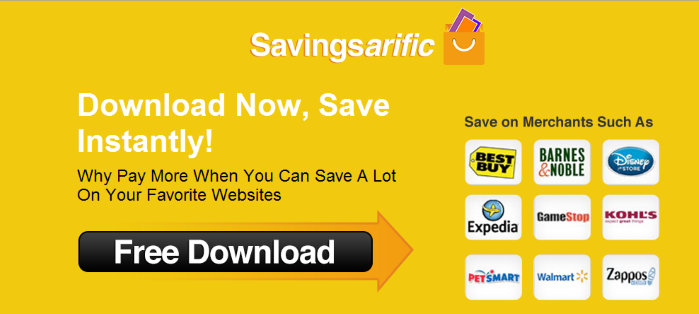 remove Savingsarific